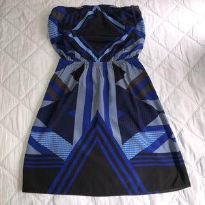 Super cute strapless dress